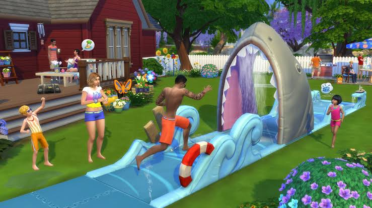 Play The Latest Series Of The Sims 4