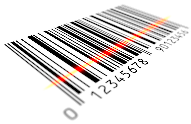 UPC barcodes for Amazon