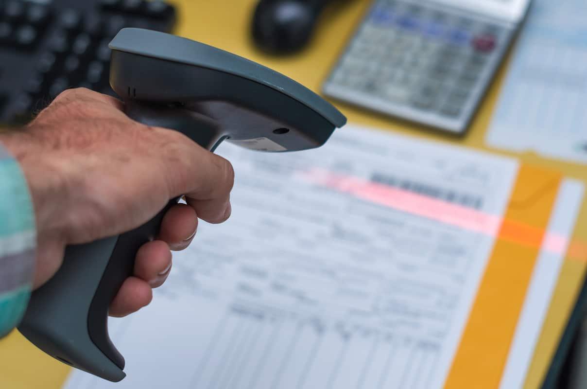Barcode printers using thermal transfer printing technology