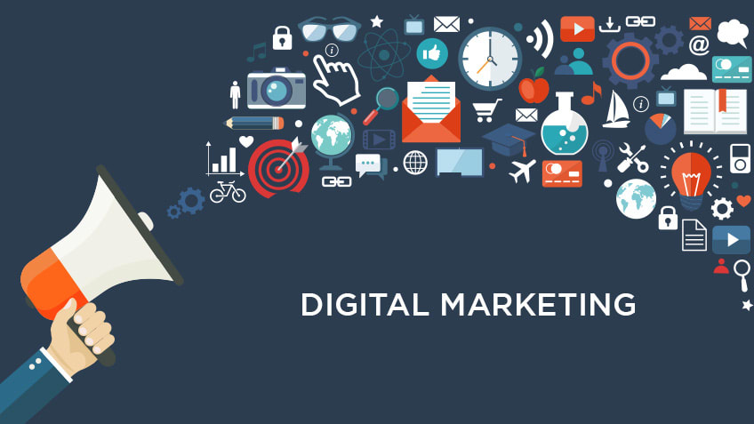 Real World Marketing Concept makes the change in Digital Marketing
