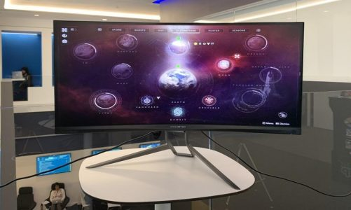 Things to consider once shopping for LED Screens and curved computer Displays